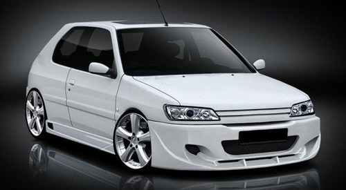 PEUGEOT wallpaper entitled PEUGEOT 306 TUNING