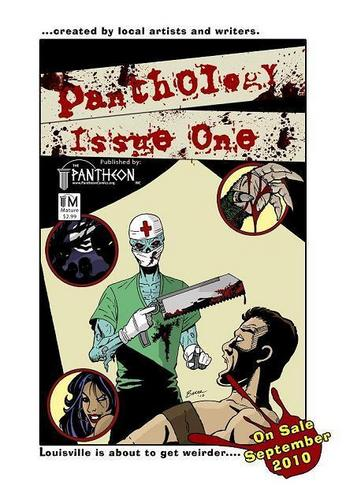 Panthology issue one