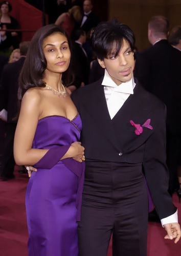 Prince and Manuela