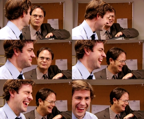 the office  bloopers
