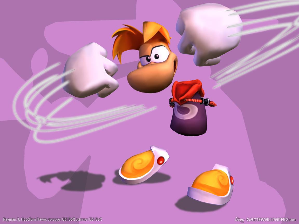 Rayman Rayman 3