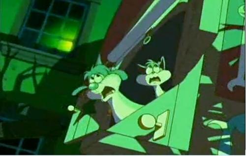 Rita and Runt (Animaniacs)