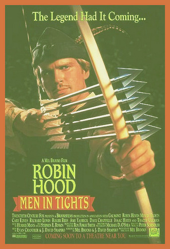 RobIN HOOd:mEn in TIghTS