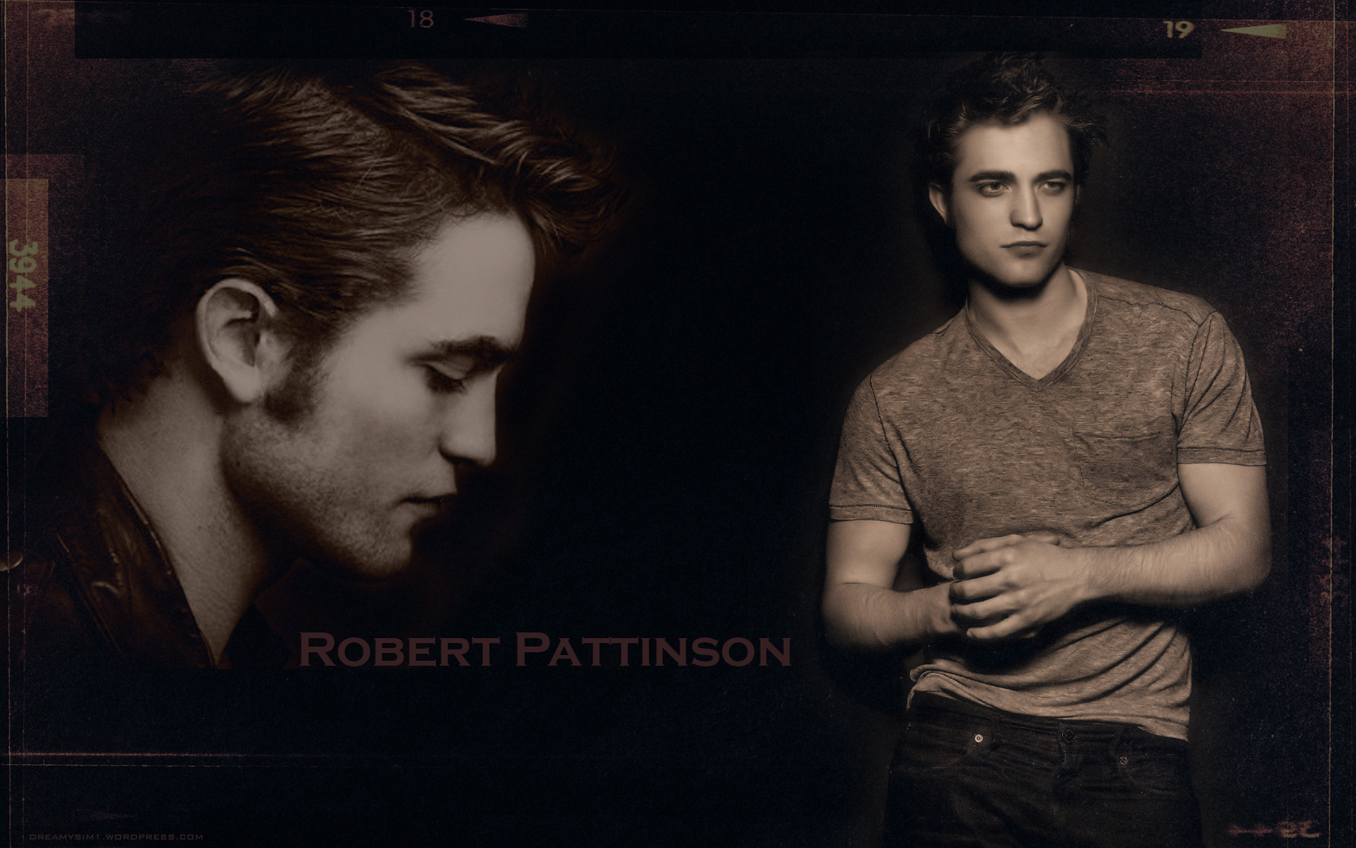 Robert Pattinson - twilight-series wallpaper