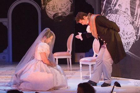 Rossini's Sinderella (La Cenerentola)