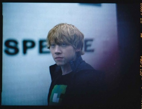 Rupert Grint new Photoshoot