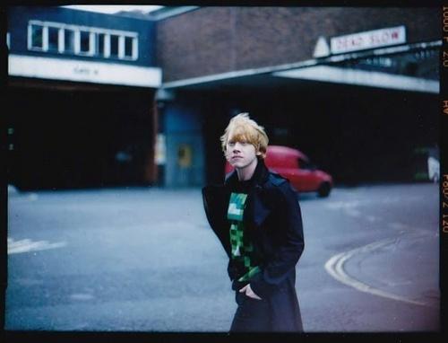 Rupert Grint nw Photoshoot