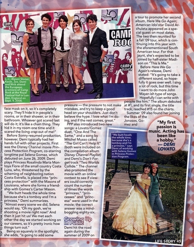 SEPTEMBER 2010 - Life Story magazine scans