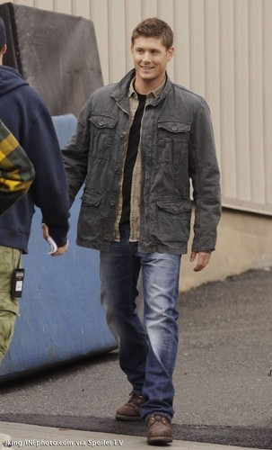 SPN - On Set Season 6