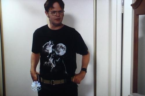 Sexy...sexy Dwight