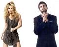shakira - Shakira & Piqué wallpaper
