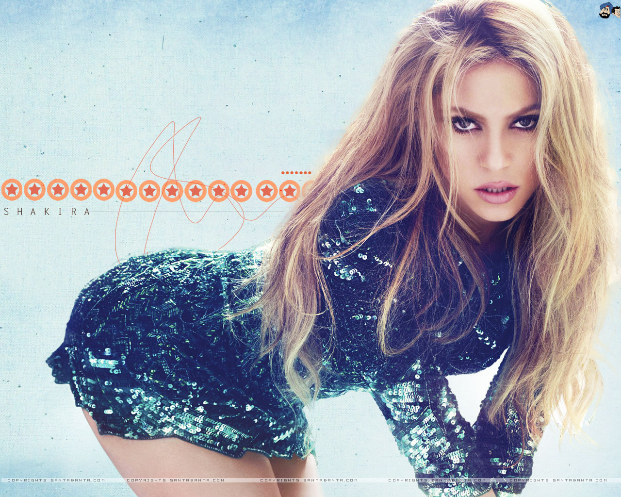 Shakira - Shakira Wallpaper (14652317) - Fanpop Shakira