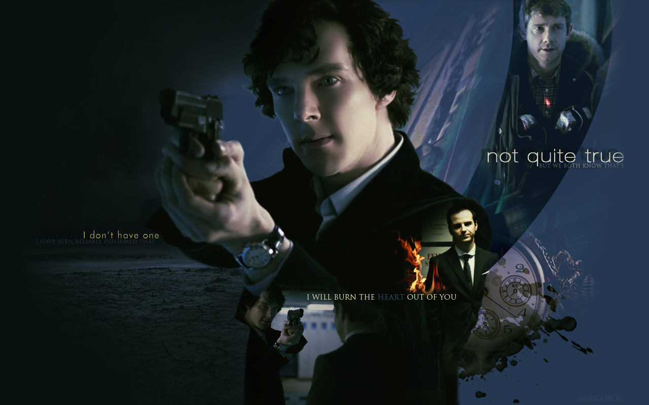 sherlock the great game sherlock on bbc one wallpaper