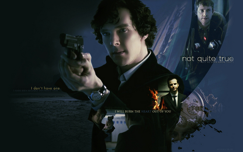 Sherlock on BBC One images Sherlock The Great Game HD wallpaper and background photos