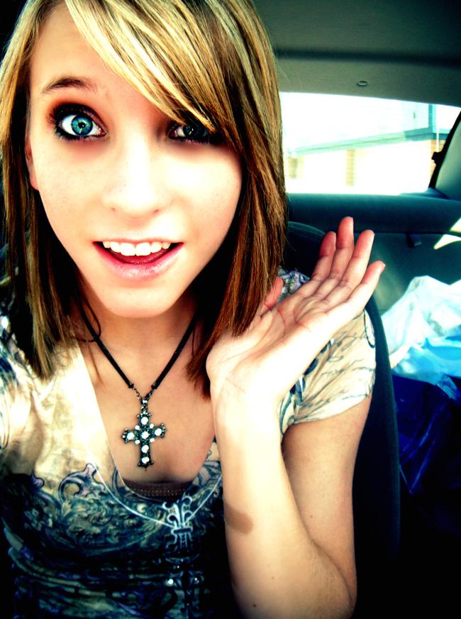 Sitemodel Ashley Nicole.