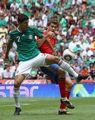 Spain (1) vs. Mexico (1)