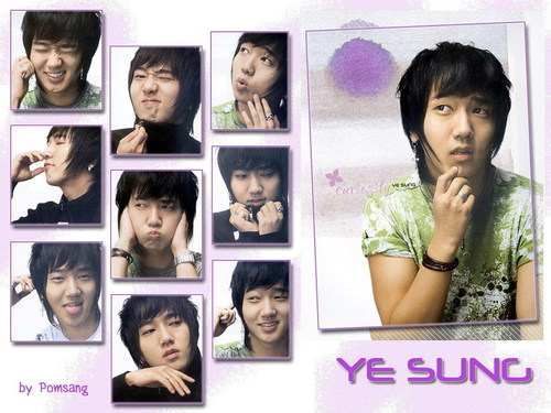 Super Junior's Kim Ye Sung