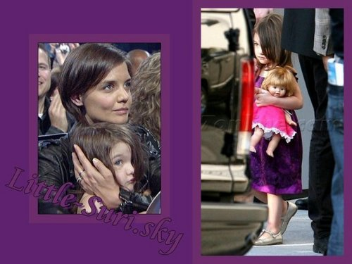 Suri Wallpaper - suri-cruise Photo