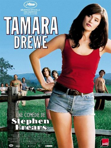 Tamara Drewe (2010) Poster