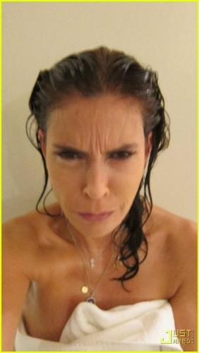 Teri Hatcher: No Botox For Me - And Here's Proof!