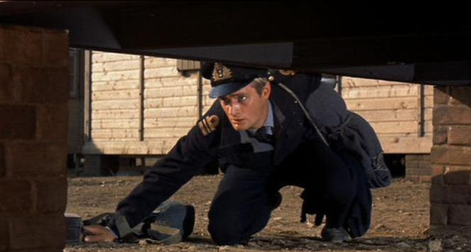 David Mccallum Images The Great Escape Wallpaper And Background
