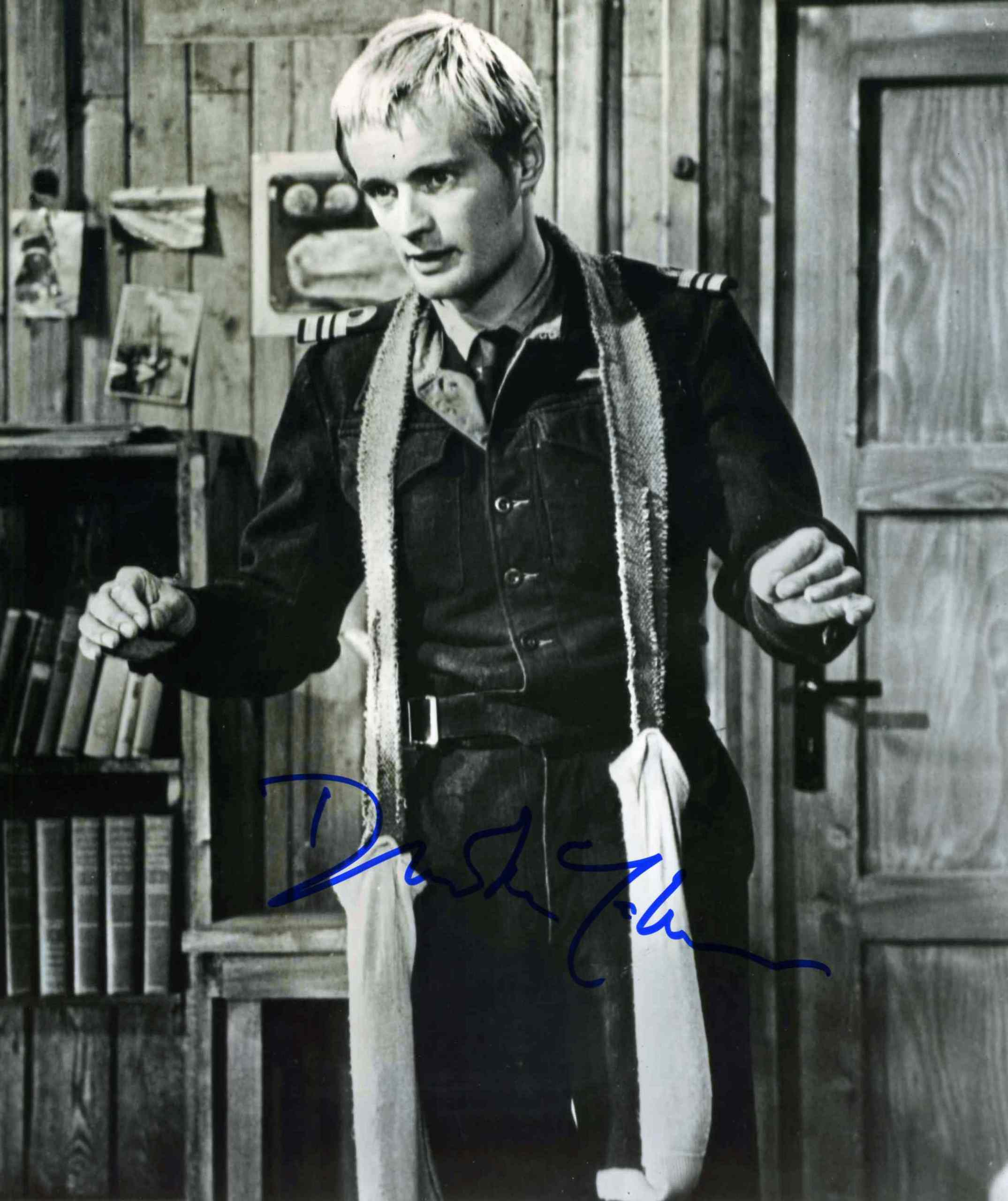 David Mccallum Images The Great Escape Hd Wallpaper And Background