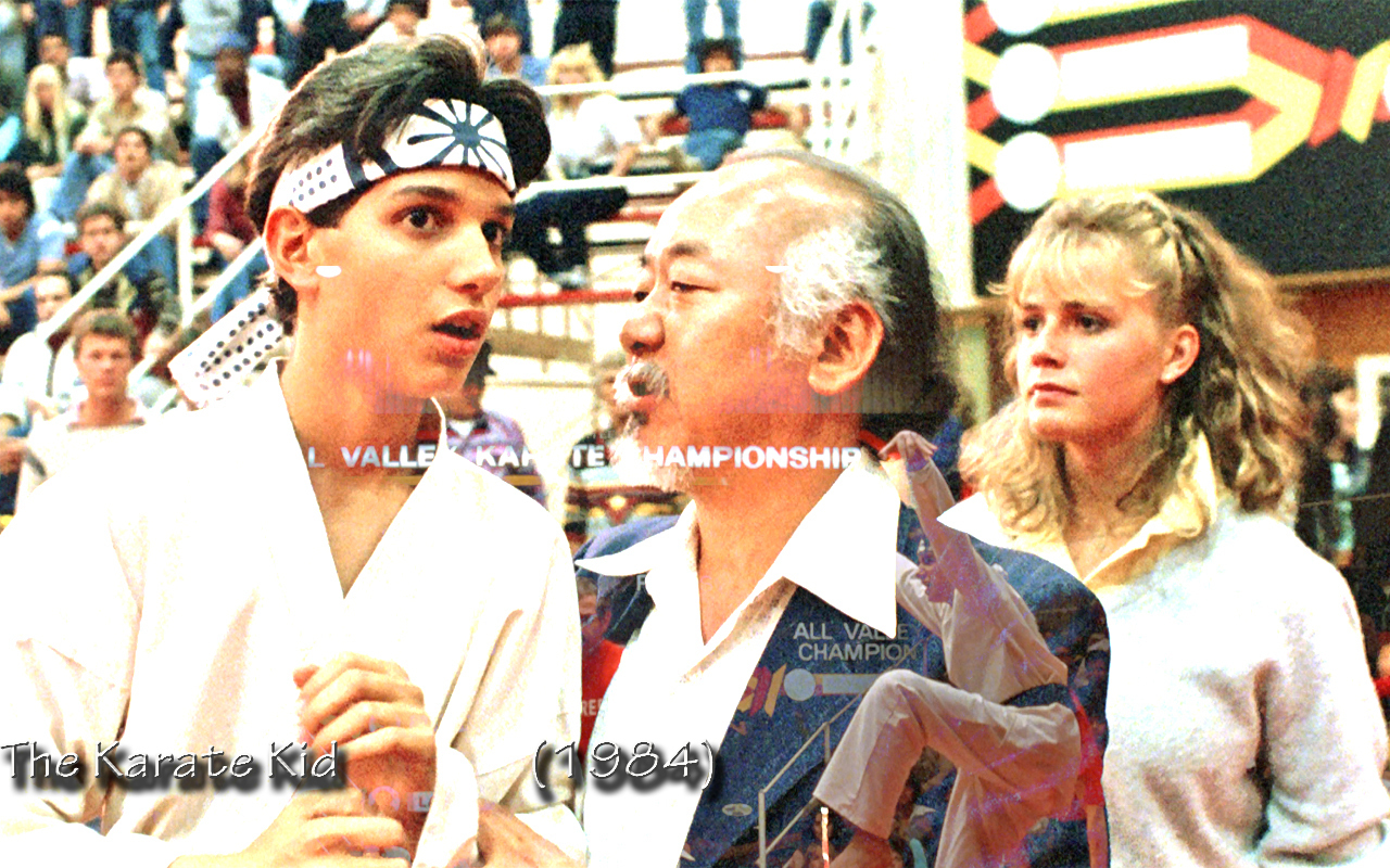 Movies the karate kid