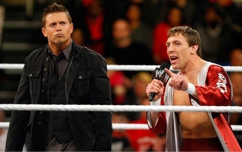 The Miz & Daniel Bryan