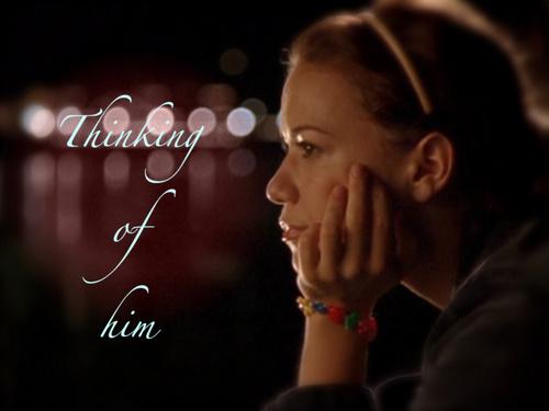 Thinking of him