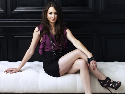 Troian Avery Bellisario Wallpaper