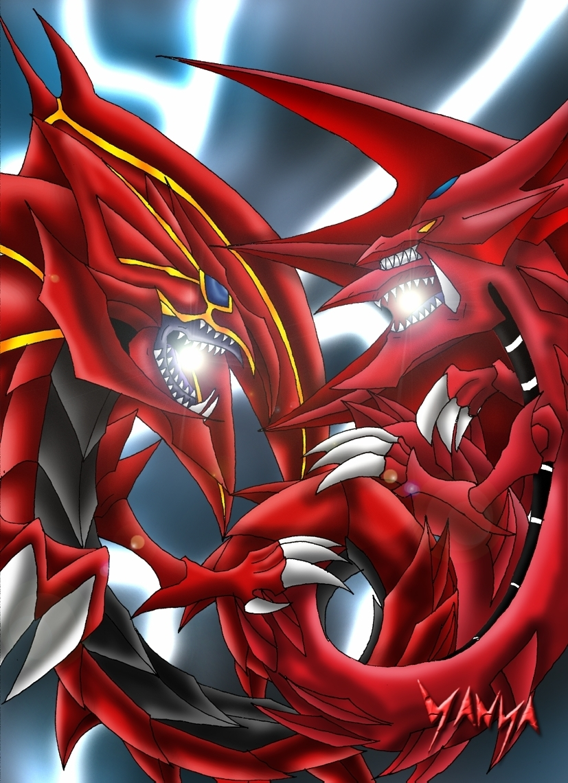 Uria vs slifer