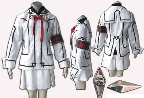 Vampire Knight Day class Uniform