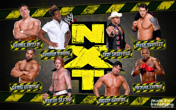 WWE NXT Images