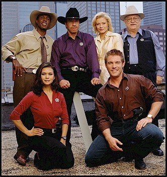 Walker Texas Ranger wallpaper titled Walker Texas Ranger cast