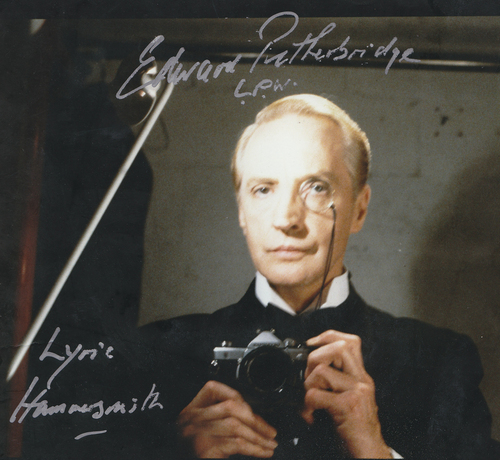 Wimsey Through the Looking Glass
