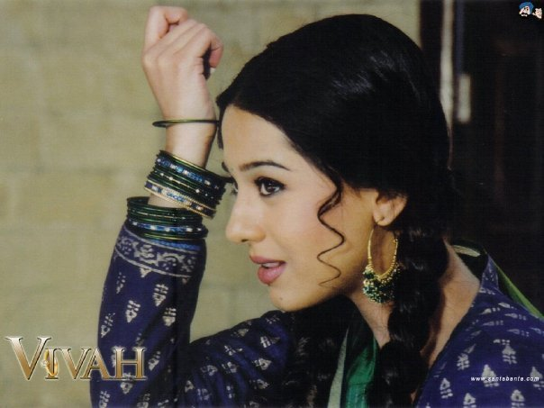 Amrita Rao Wallpapers Vivah | www.pixshark.com - Images ...