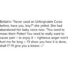 bellatrix qoute