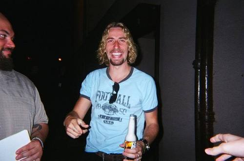 Chad Kroeger wallpaper titled chad