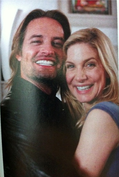 jOSH HOLLOWAY+ ELIZABETH -LOST Official Magazine - Scans > Lost Official Mag 31