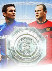 Manchester United वॉलपेपर called lampard vs rooney