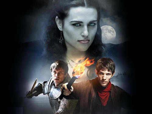 morgana&Arthur&Merlin