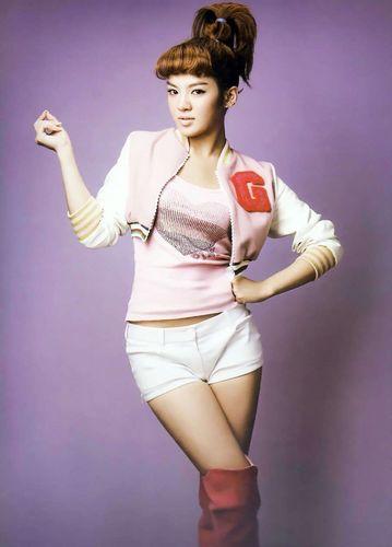 oh hyoyeon