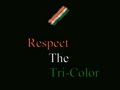 respect the tri-color