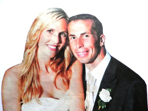 stepanek white wedding