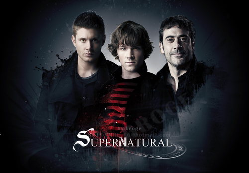 Supernatural dean sam John