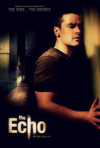 film horror wallpaper called tHE EchO :X