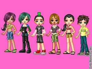 team amazon dollz