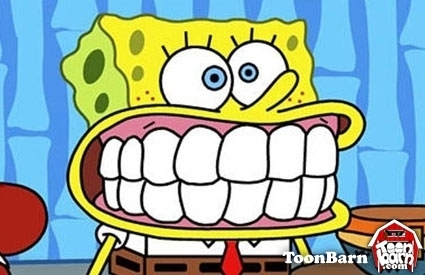 Spongebob Squarepants images teeth wallpaper and background photos