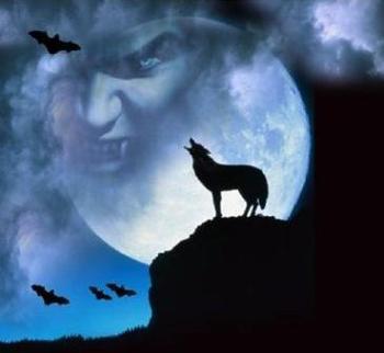 vampire chó sói, sói