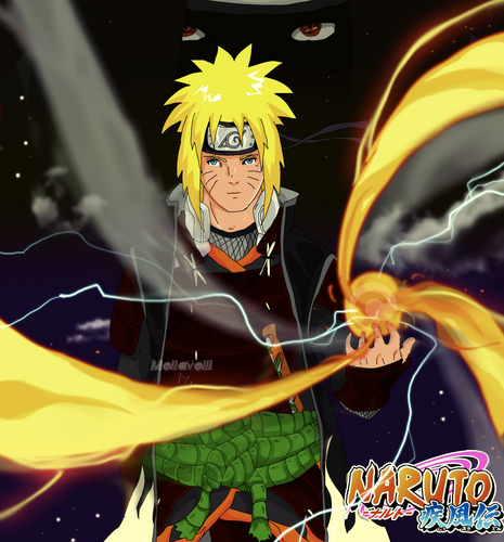 6th hokage - naruto Fan Art